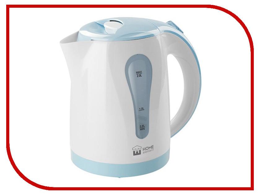 Чайник HOME-Element HE-KT156 White-Blue<br>