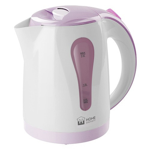 Чайник HOME-Element HE-KT156 White-Violet<br>
