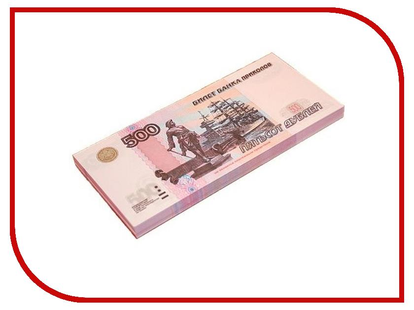 Шуточные купюры СмеХторг 500 рублей футболка стоила 500 рублей после снижения цены она стала стоить 390 рублей
