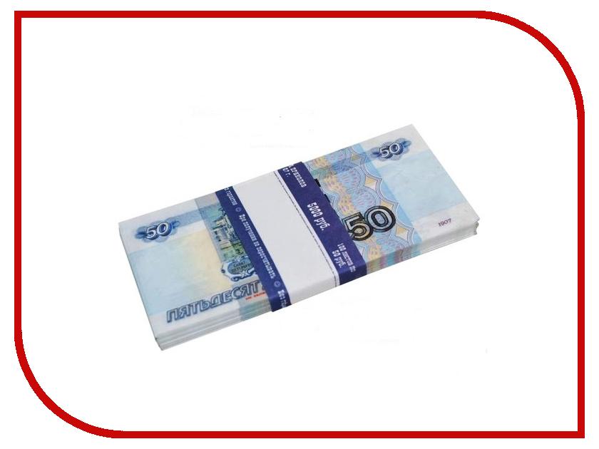Шуточные купюры СмеХторг 50 рублей