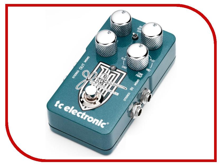 Педаль TC Electronic The Dreamscape The John Petrucci Signature Pedal педаль tc helicon ditto mic looper