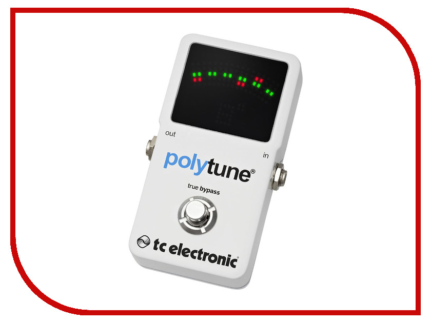 Аксессуар TC Electronic Polytune 2<br>