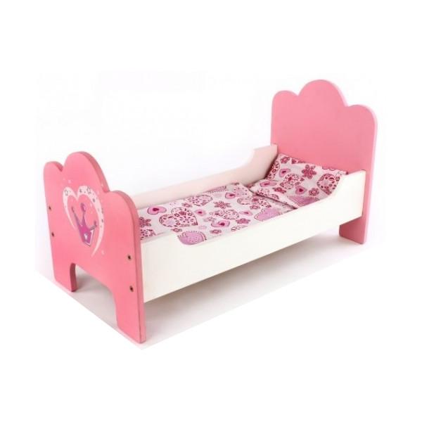 Кроватка для куклы Mary Poppins Корона 67114