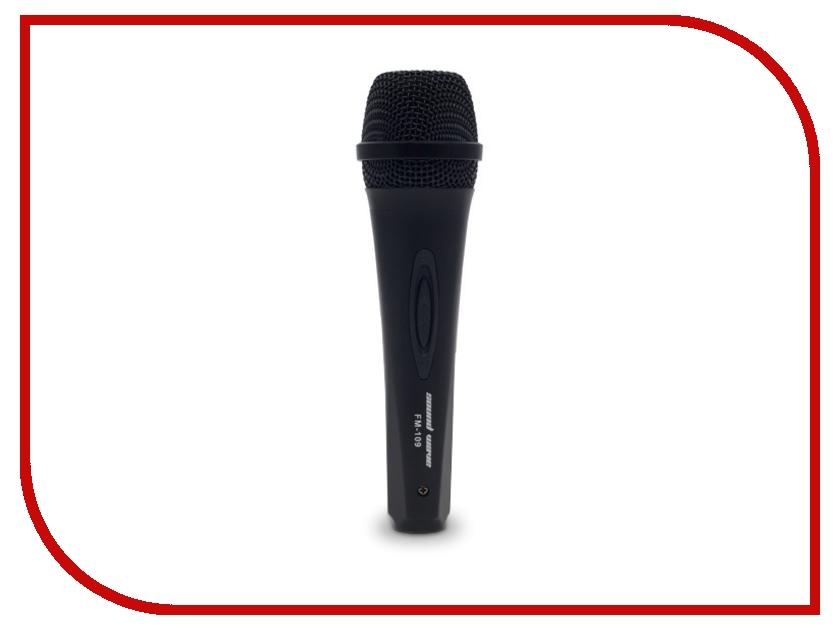Микрофон Sound Wave FM-109 101049st