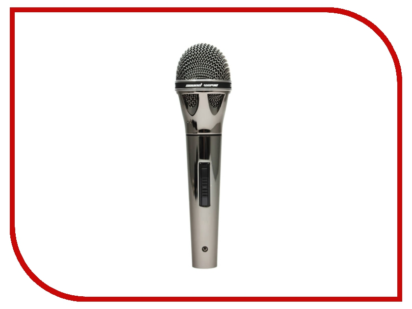 Микрофон Sound Wave FM-146 101051st Dark Chrome<br>