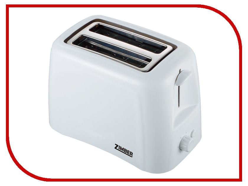 Тостер Zimber ZM-10663 миксер zimber zm 11162