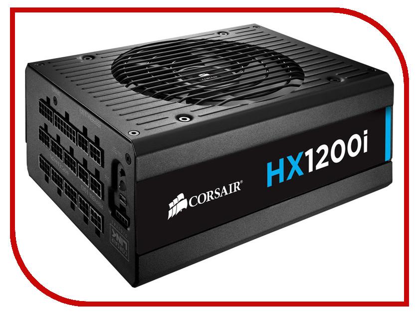 Блок питания Corsair HX1200i 1200W CP-9020070-EU<br>