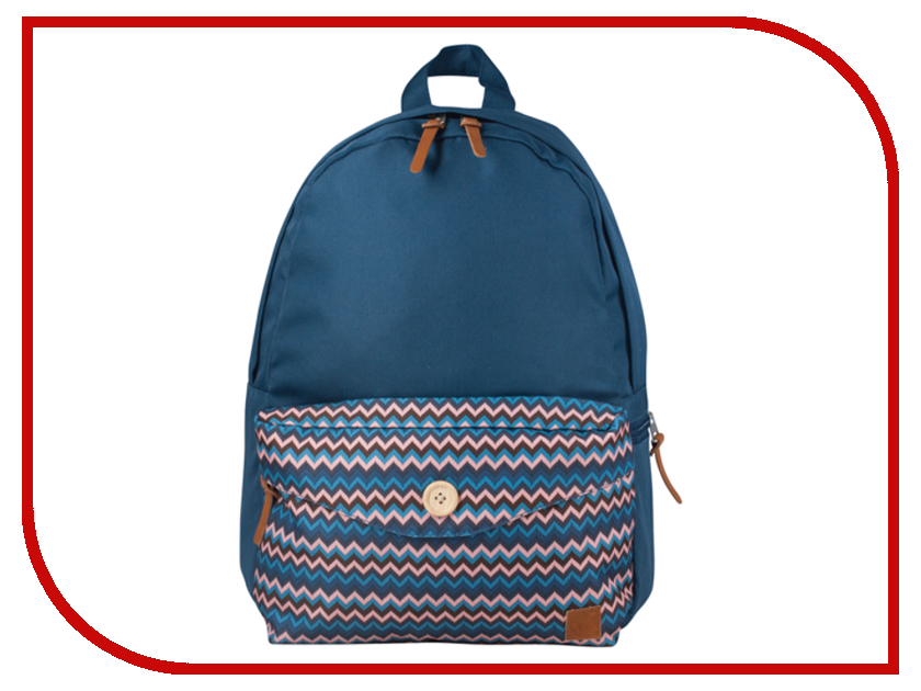 Рюкзак BRAUBERG B-HB1602 Blue 225352
