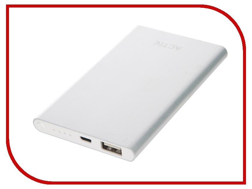 Аккумулятор Activ Vitality 3000 mAh Silver 55045