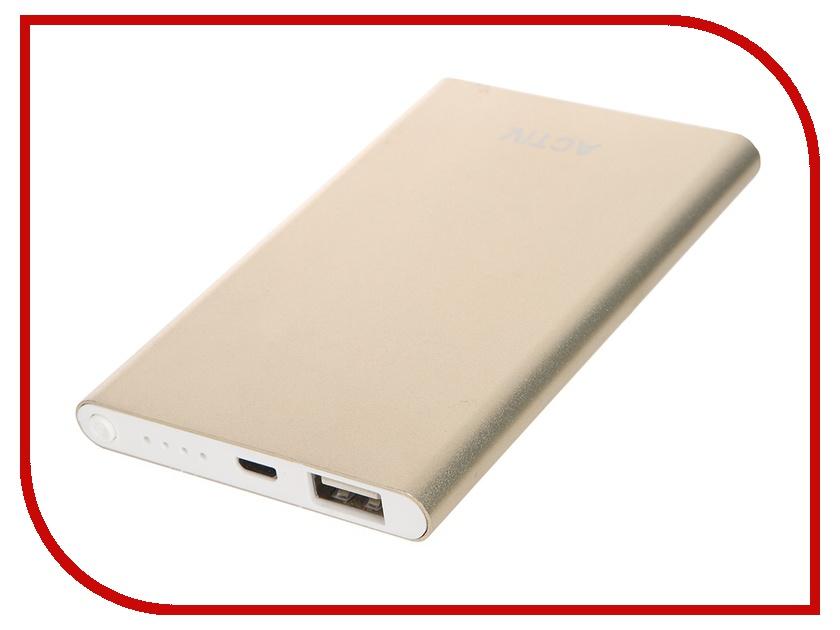 Аккумулятор Activ Vitality 3000 mAh Gold 55043