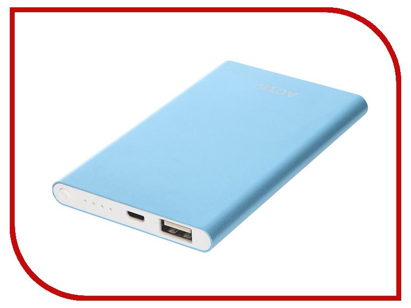 Аккумулятор Activ Vitality 3000mAh Blue 55042