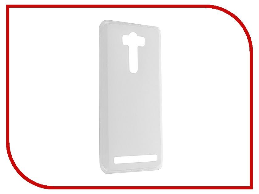 Аксессуар Чехол ASUS ZenFone 2 Lazer 5.5 ZE550KL Activ White Mat 54306