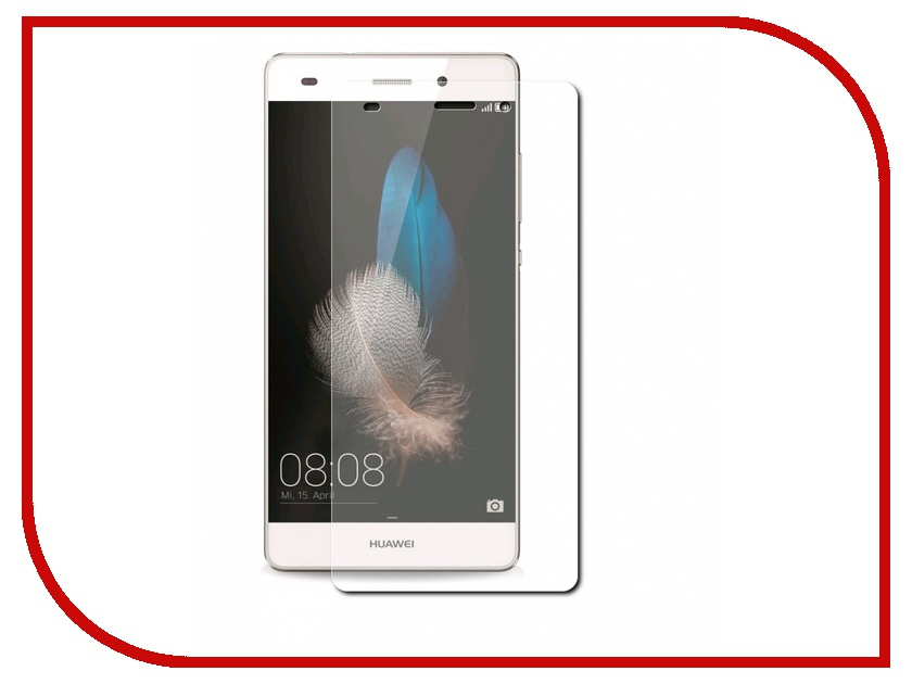 Аксессуар Защитное стекло Huawei Ascend P8 Lite Activ Transparent 56534