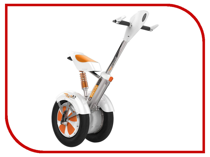 Сегвей Airwheel A3-520 White-Orange