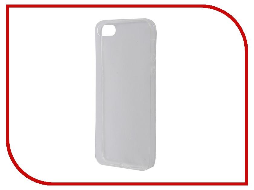 Аксессуар Чехол Activ для iPhone 5 Transparent 49308<br>