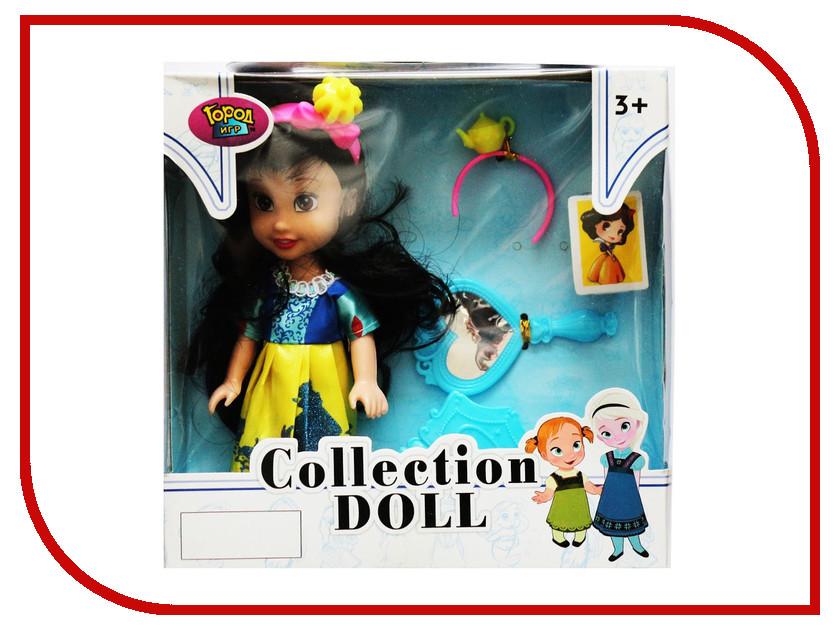 Игрушка Город игр Collection Doll Белла GI-6163