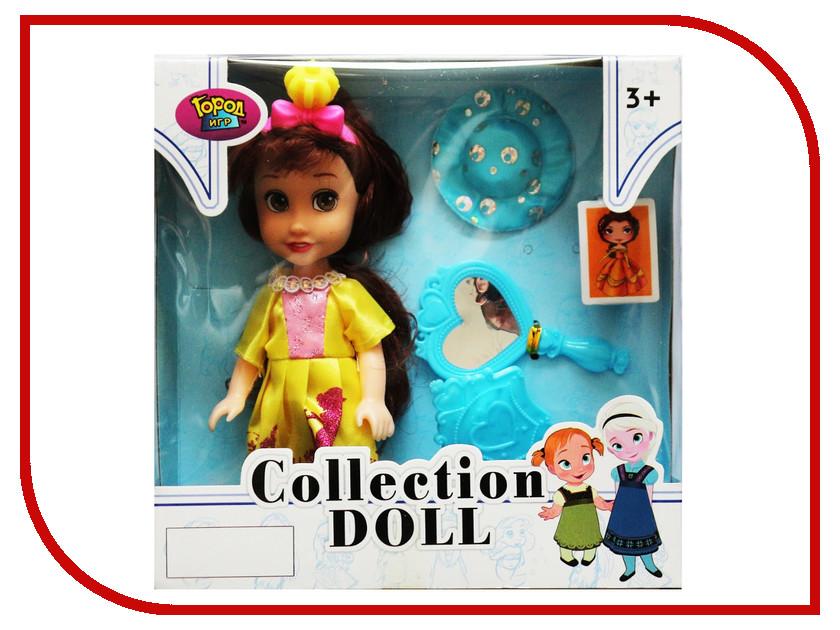 Игрушка Город игр Collection Doll Софья GI-6165