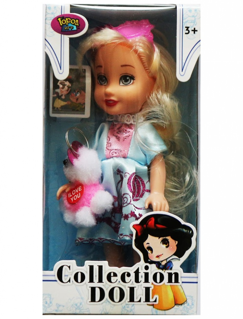Игрушка Город игр Collection Doll Виктория GI-6170<br>
