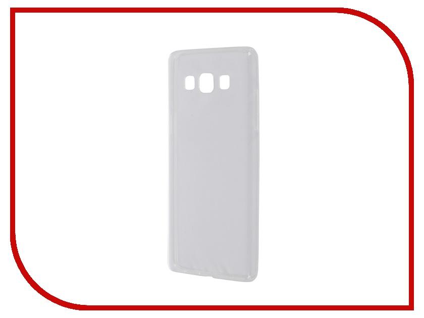 ��������� �����-�������� Samsung SM-A500 Galaxy A5 Activ Ultrathin Transparent 49316