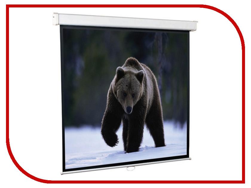 Экран ScreenMedia Economy 165x165cm MW SEM-1105<br>