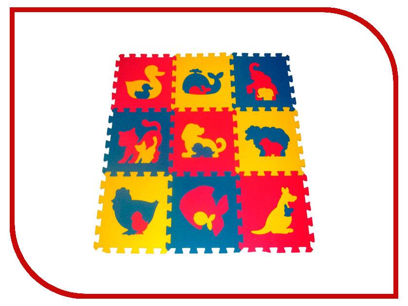 Развивающий коврик Экопромторг Животные 33МП1/Ж шорты для бокса детские demix