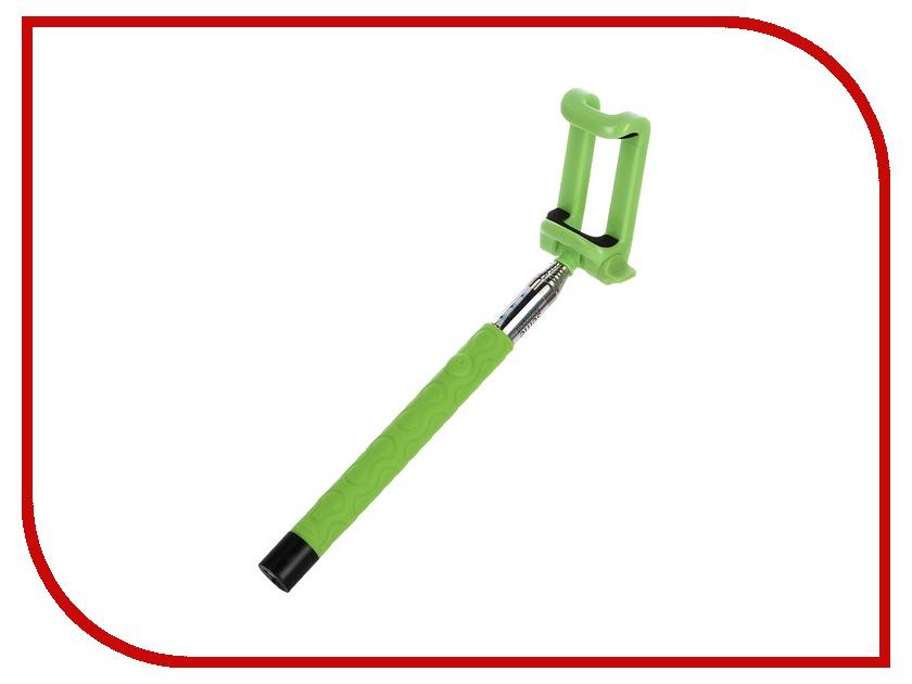 Штатив Solomon Wireless Selfie Monopod SM-BV2 Green<br>