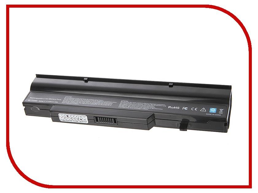 Аккумулятор Tempo LPB-V3405 BTP-B4K8 11.1V 4400mAh Fujitsu-Siemens Amilo V3405/V3505/V8210/Li1718 Series