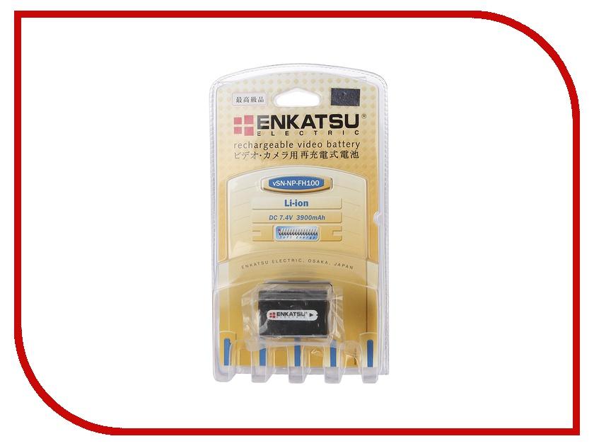 Аккумулятор Enkatsu VSN NP-FH100<br>