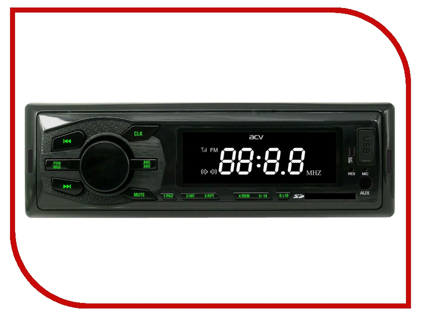 Автомагнитола ACV AVS-1505G<br>