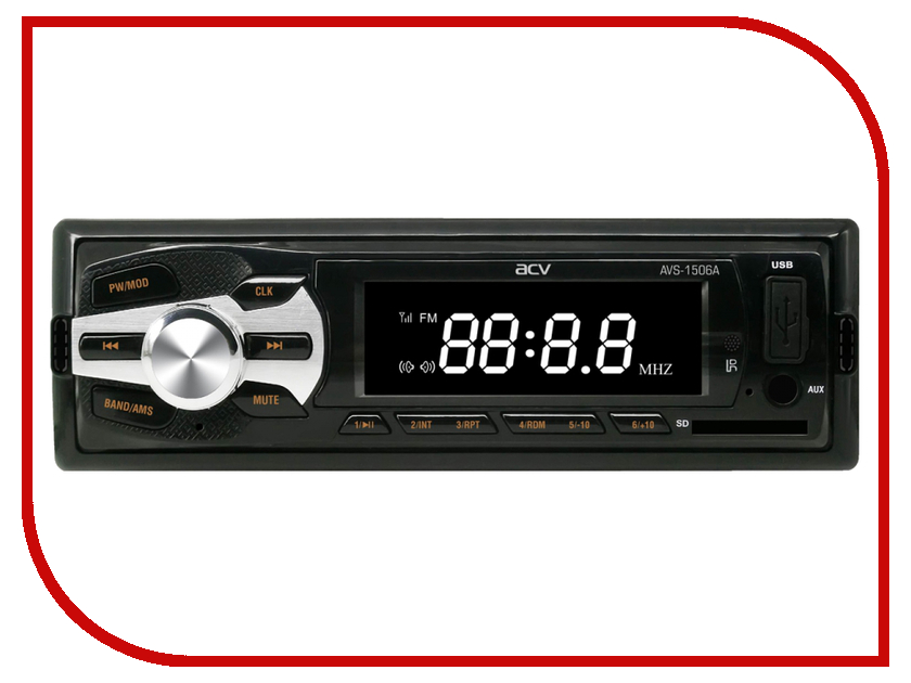 Автомагнитола ACV AVS-1506A<br>
