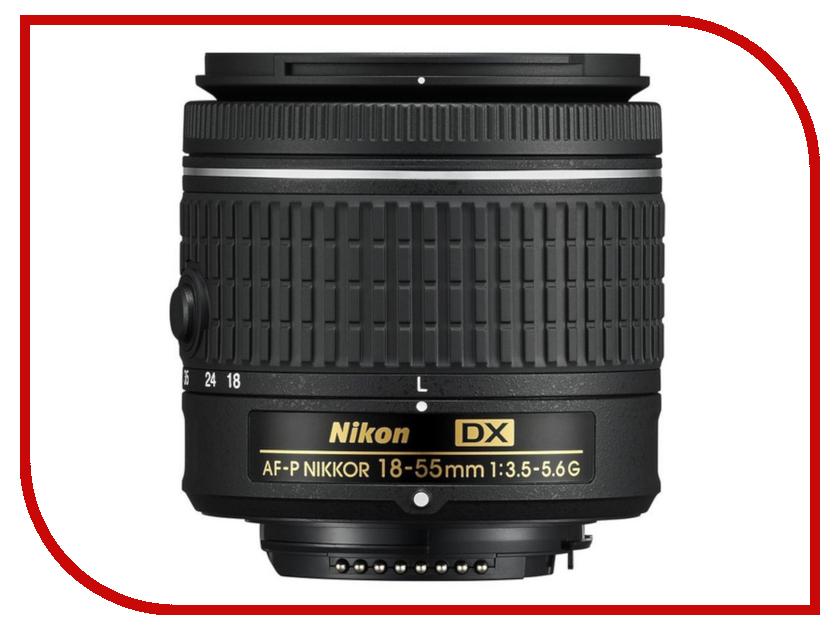 Объектив Nikon Nikkor AF-P DX 18-55 mm F/3.5-5.6G pandora dx 50