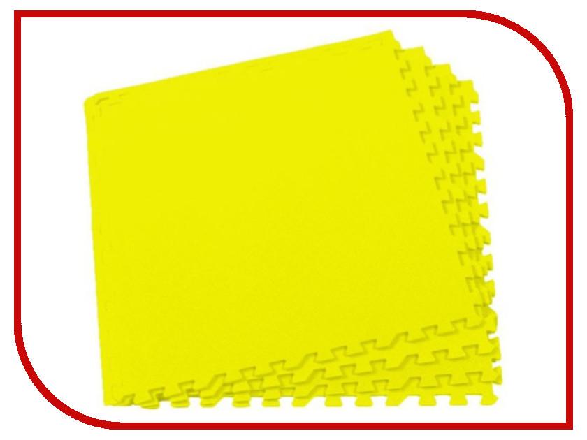 Развивающий коврик Экопромторг Мягкий пол для детской Yellow 60МП/120 коврик пазл для детей мягкий пол купить