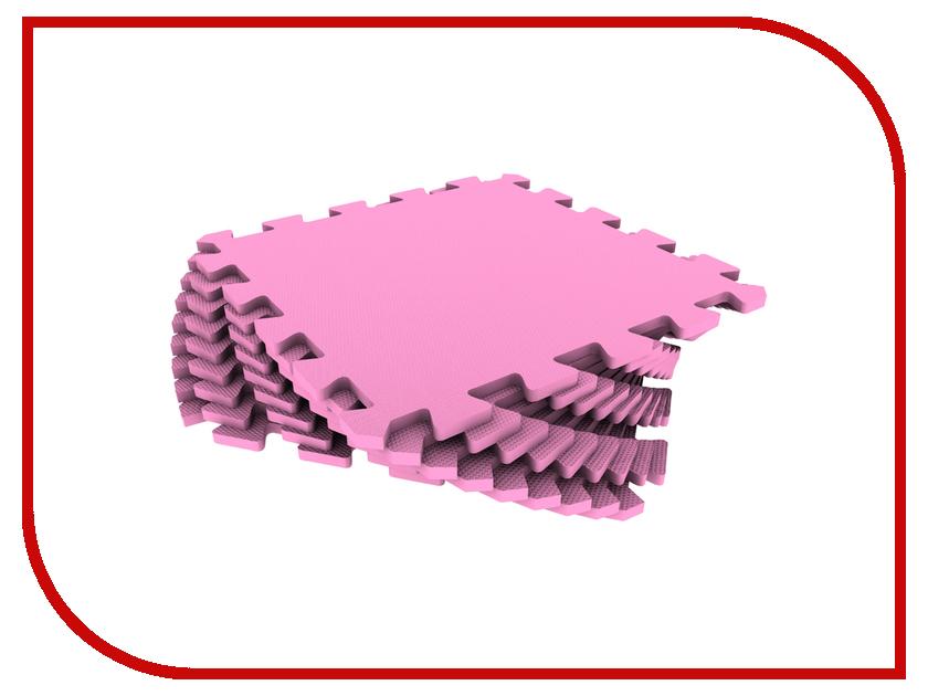 Развивающий коврик Экопромторг Мягкий пол для детской Pink 33МП/210