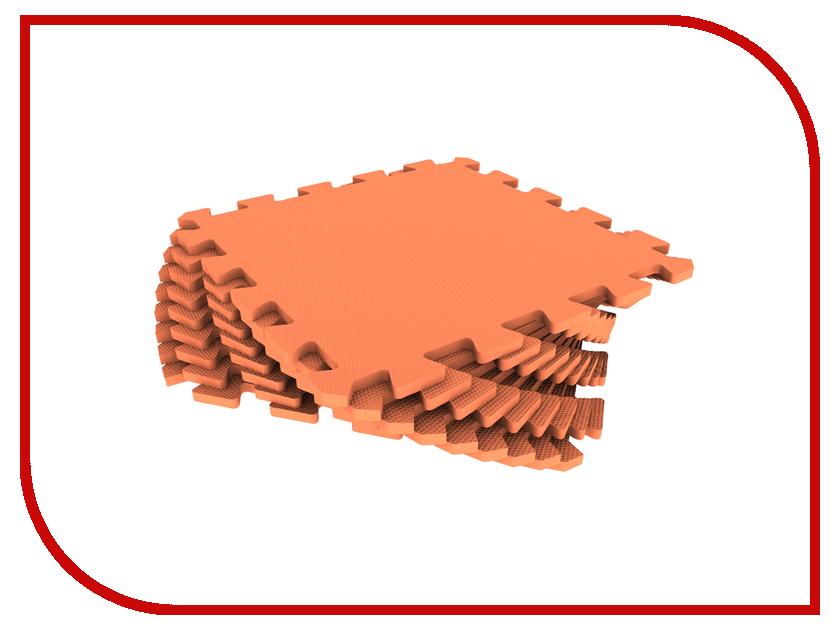 Развивающий коврик Экопромторг Мягкий пол для детской Orange 33МП/1585