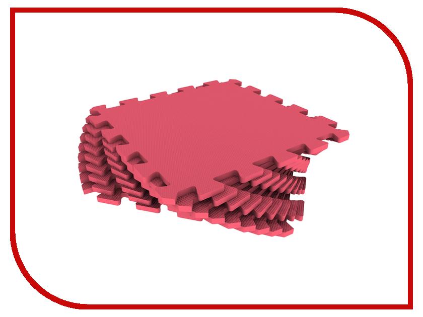 Игрушка Экопромторг Мягкий пол для детской Red 33МП/186<br>