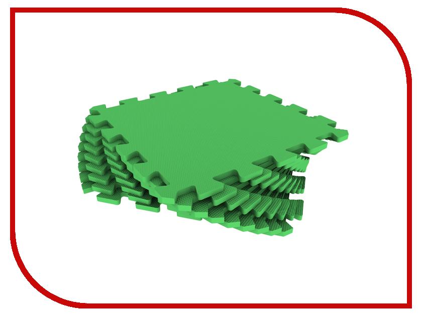 Развивающий коврик Экопромторг Мягкий пол для детской Green 33МП/361 коврик пазл для детей мягкий пол купить