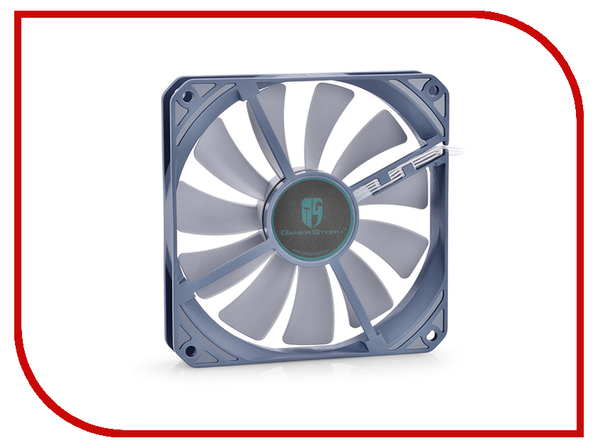 Вентилятор DeepCool GS120 вентилятор deepcool gf140