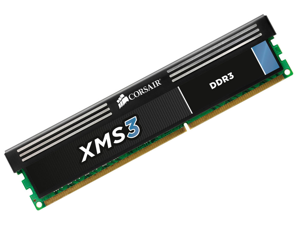 Модуль памяти Corsair XMS3 DDR3 DIMM 1333MHz PC3-10600 CL9 - 8Gb CMX8GX3M1A1333C9