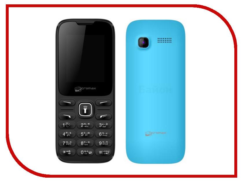 Сотовый телефон Micromax X401 Blue