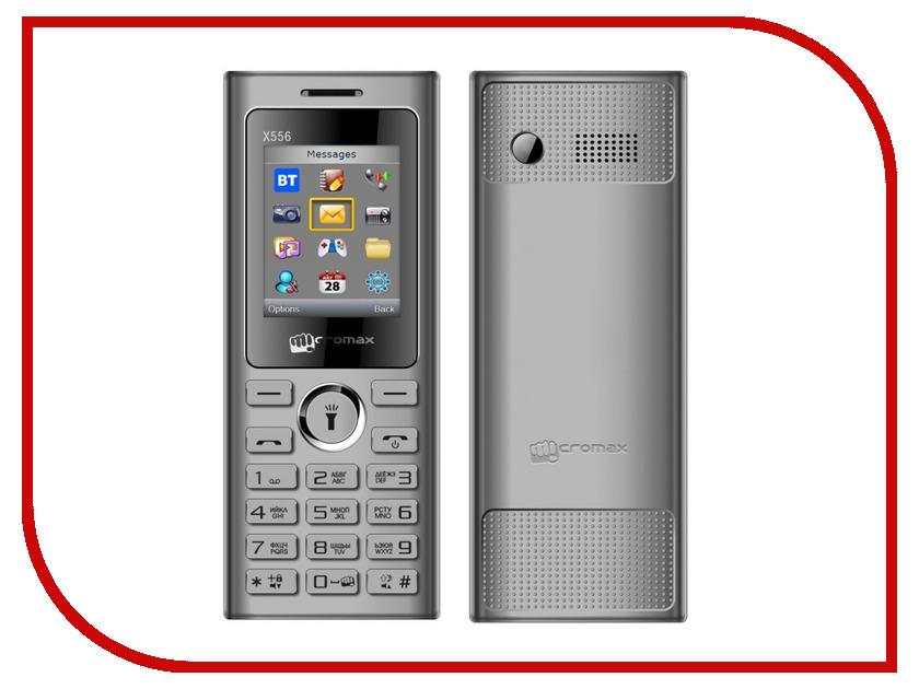 Сотовый телефон Micromax X556 Grey