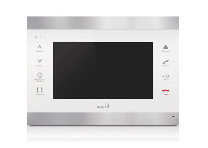 Видеодомофон Slinex SL-07M Silver-White цена