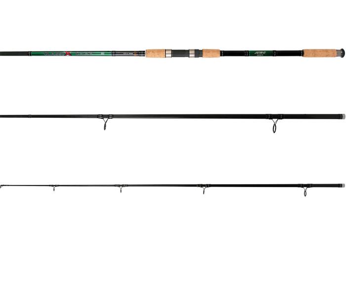 Удилище Atemi Classix Carp 3.3m 2-3/4IDS 205-03330 удилище фидерное atemi classix feeder heavy с неопреновой ручкой 3 м 80 150 г