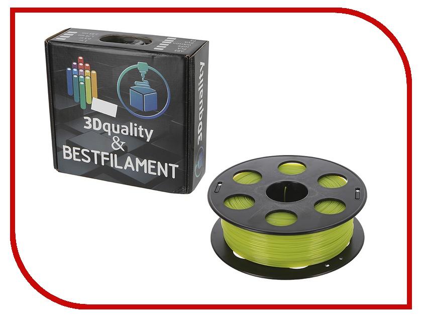 Аксессуар 3Dquality Bestfilament PLA-пластик 1.75mm 1кг Lime