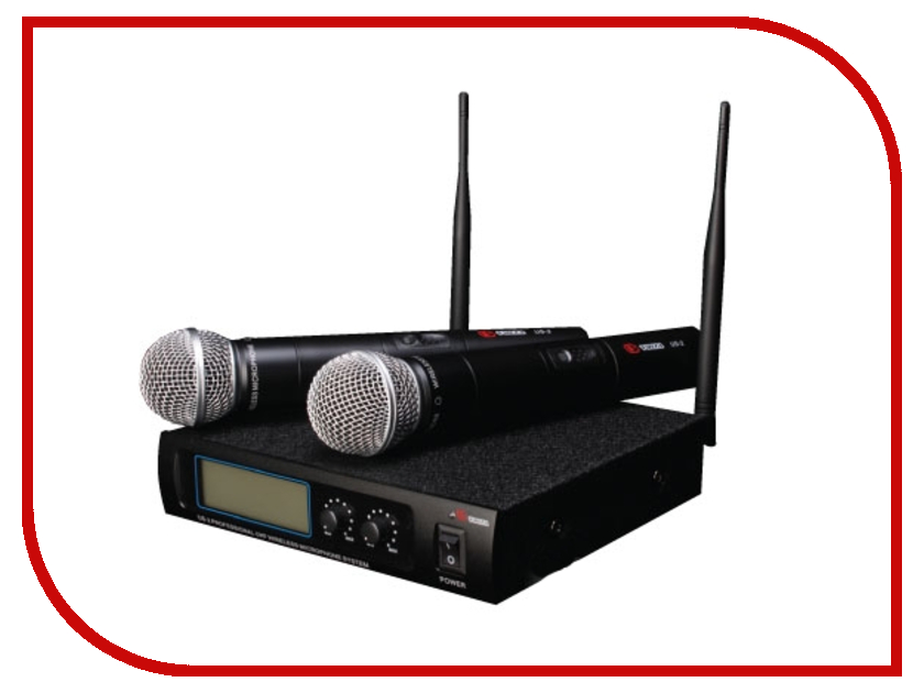 Радиомикрофон Volta US-2 (716.90/622.665)