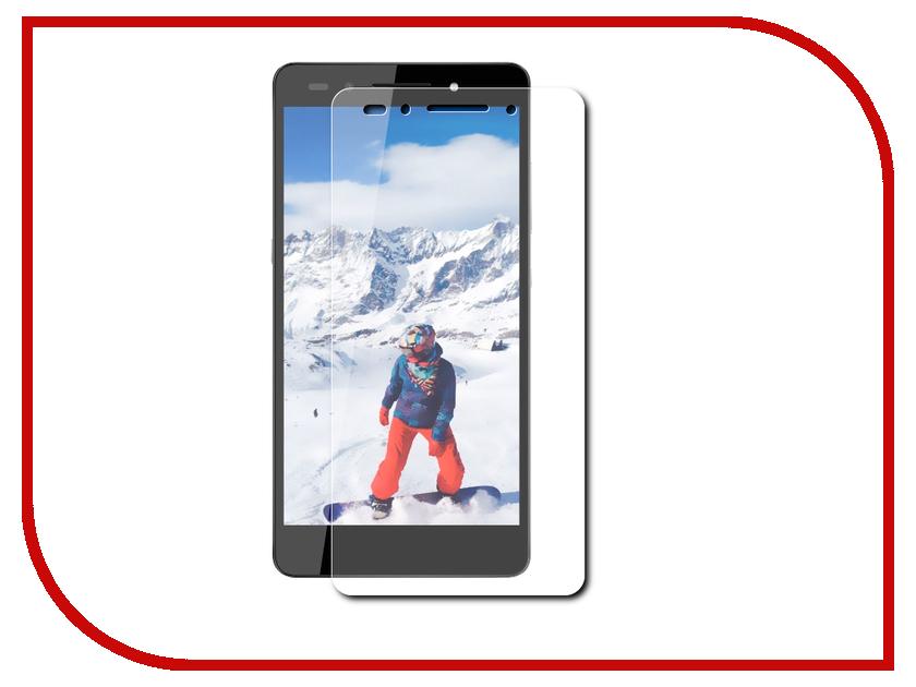 Аксессуар Защитная пленка Huawei Honor 7 Premium LuxCase суперпрозрачная 51649<br>