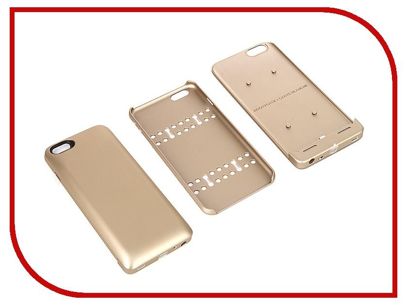 ��������� �����-����������� Boostcase 2700 mAh ��� iPhone 6 Plus Gold BCH2700IP6P-GLD