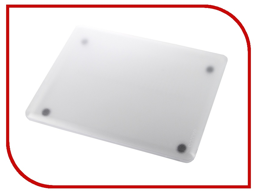 Аксессуар Чехол 13.0-inch Incase Hardshell для APPLE MacBook Pro Transparent CL60612<br>