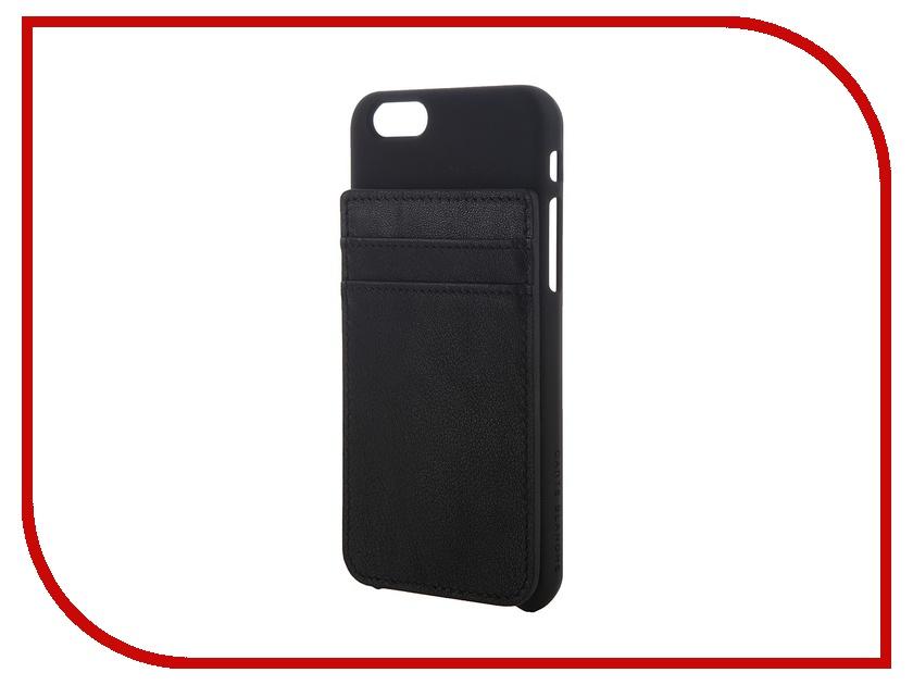 Аксессуар Чехол Boostcase Carte Blanche Cardholder для iPhone 6 / 6S Black CBCHSPIP6-BLK<br>