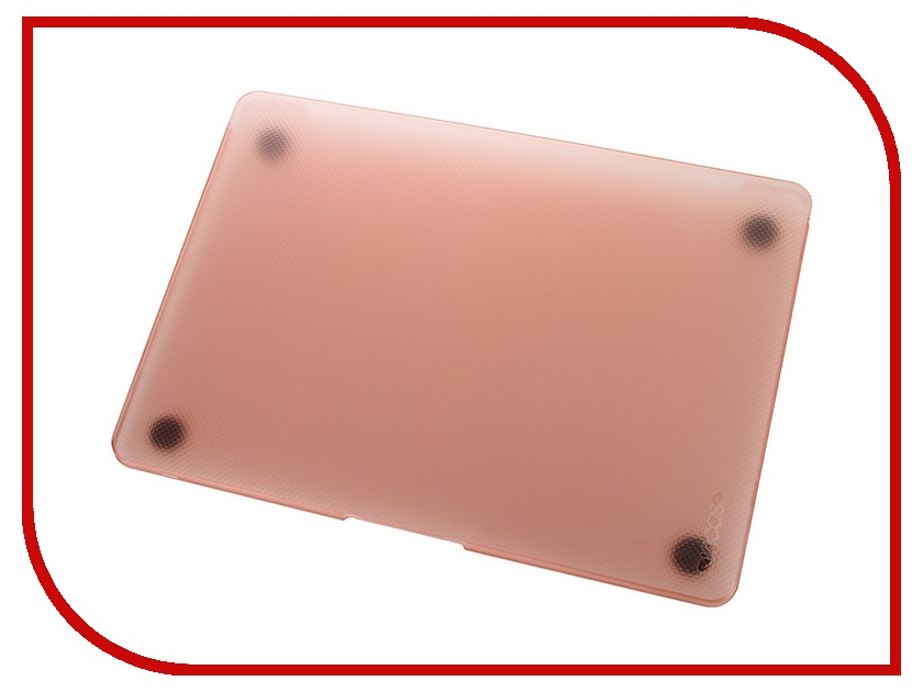 Аксессуар Чехол 12.0-inch Incase для APPLE MacBook Air Light Pink CL90050<br>