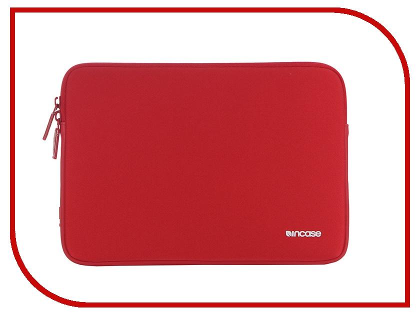 Аксессуар Чехол 12.0-inch Incase Neoprene Classic Sleeve для APPLE MacBook Air Red CL60664